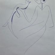 Kripa Radhakrishnan - Drawing