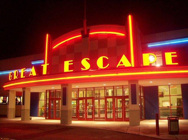 Regal Nitro Theatres