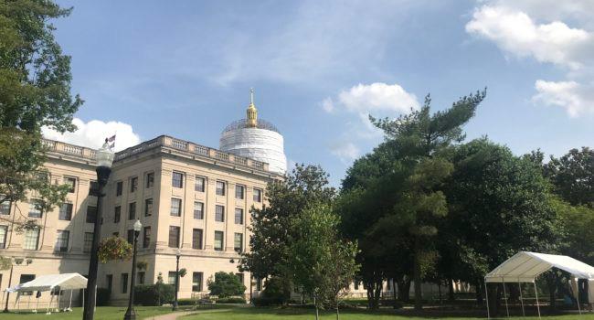 The West Virginia Capitol