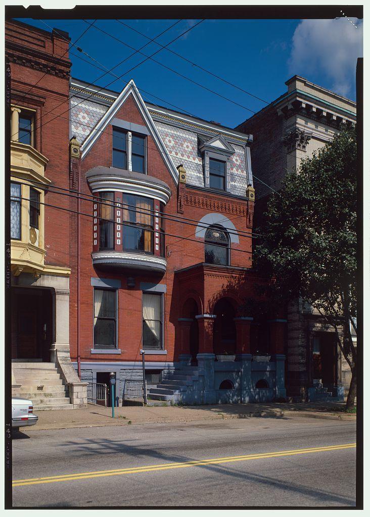Eckhart House