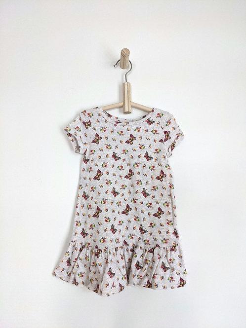 Gap Flower Butterfly Dress (3T)