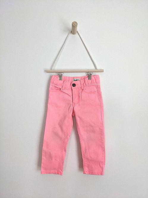 OshKosh Pink Jeans (2T)