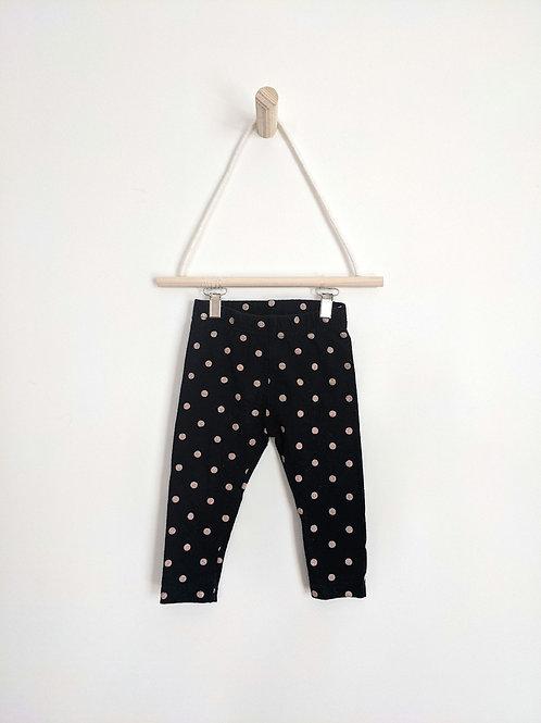 Polka Dot Leggings (6-12M)