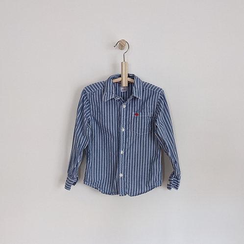 Carter's Striped Dress Shirt (4T)
