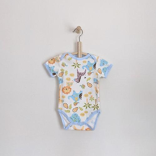 Tootsie Baby Animal T-Shirt Onesie (6-12M)