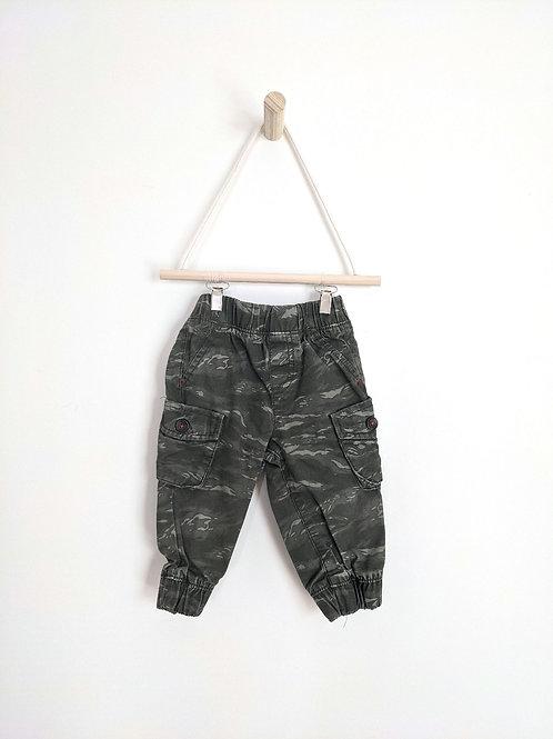 Joe Fresh Camo Pants (6-12M)