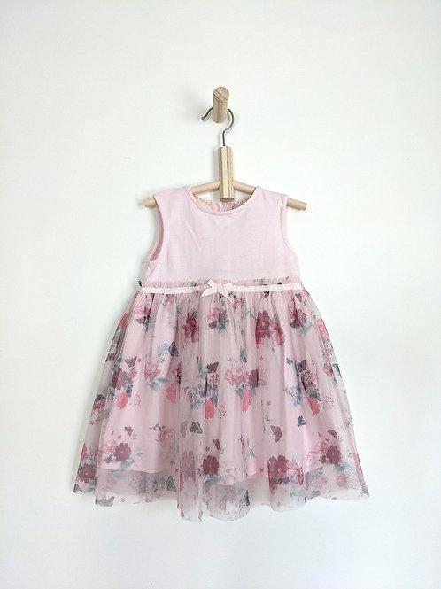 Little RJR Floral Dress (3T)