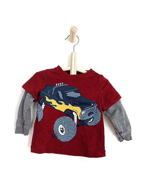 Carter's Monster Truck Shirt (12M )