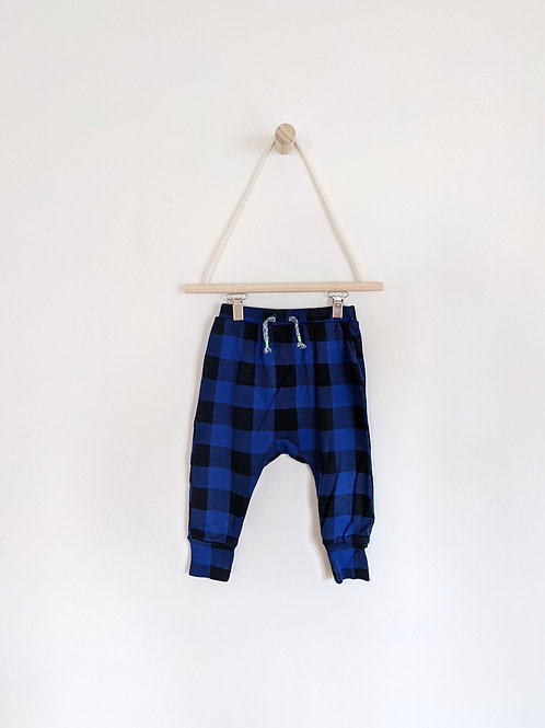 Joe Fresh Drop Crotch Pants (6-12M)
