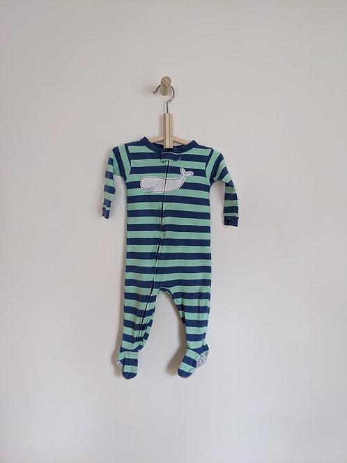 Carter's Striped Sleeper (9M)