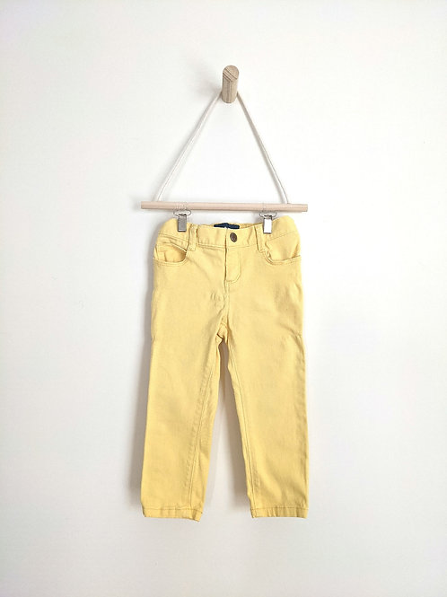 Old Navy Yellow Jeans (2T)