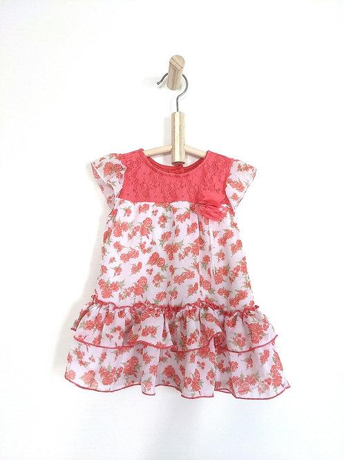 Nannette Floral Dress (2T)