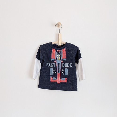 Carter's Fast Dude Top (12M)