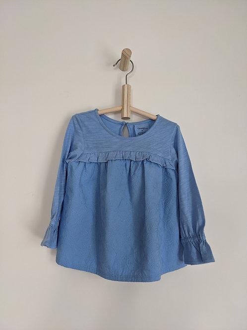 George Long Sleeve Shirt (3T)