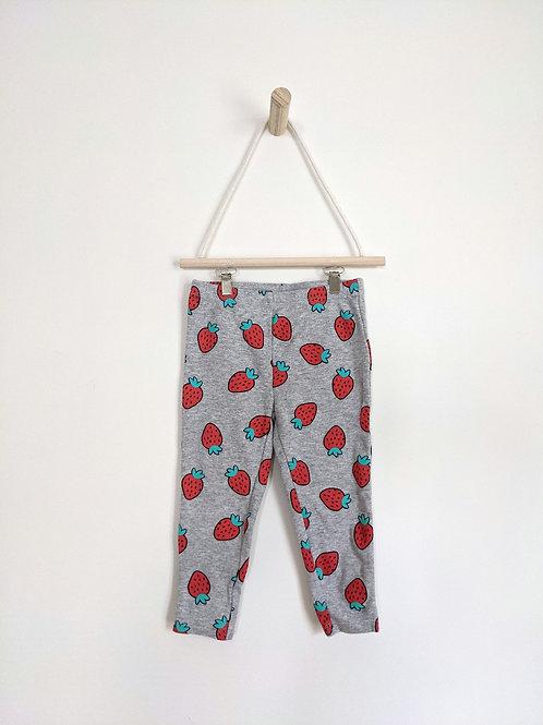 Carter's Strawberry Leggings (24M)