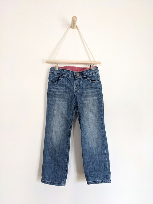 Gap Fleece Lined Jeans (3T)