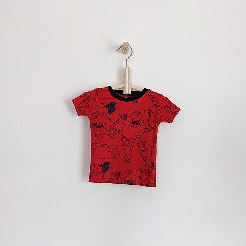 Carter's Zoo Pajama Top (12M)