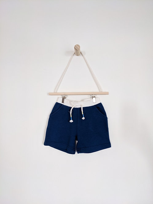 Cotton Drawstring Shorts (6M)