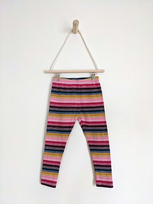 Tu Striped Leggings (2-3T)