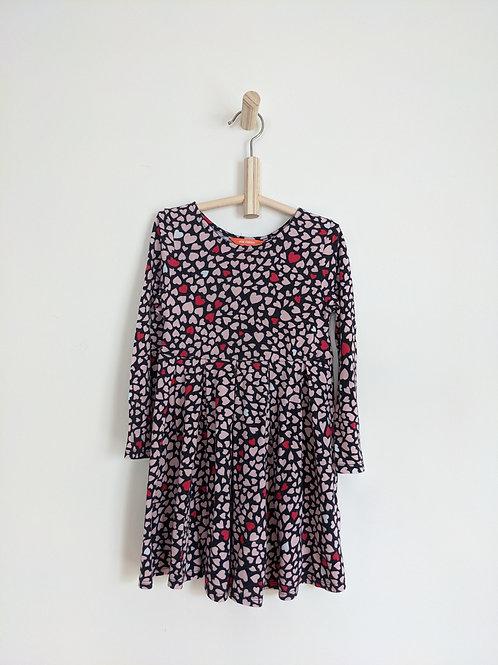Joe Fresh Heart Dress (4T)