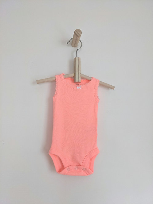 Carter's Neon Pink Onesie (NB)