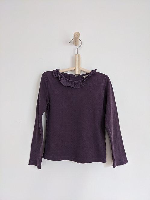 Next Purple Long Sleeve (4T)