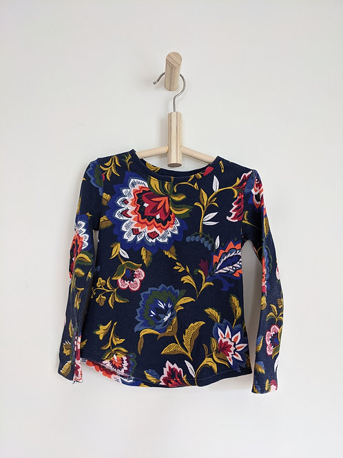 Old Navy Floral Shirt (4T)