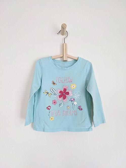 F&F Flower Pajamas (4T)