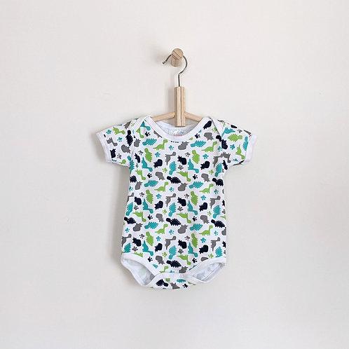Tootsie Baby Dino T-Shirt Onesie (6-12M)