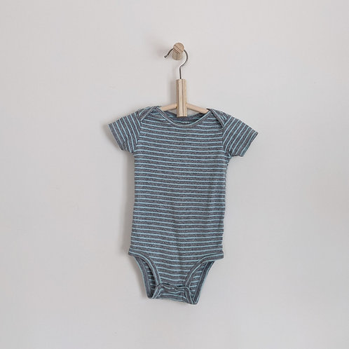 Carter's Striped T-Shirt Onesie (18M)