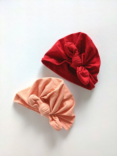Top Knot Hats