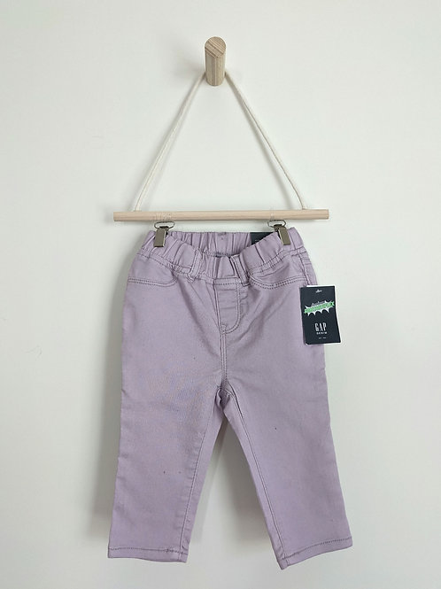 Gap Lavender Jeans (18-24M)