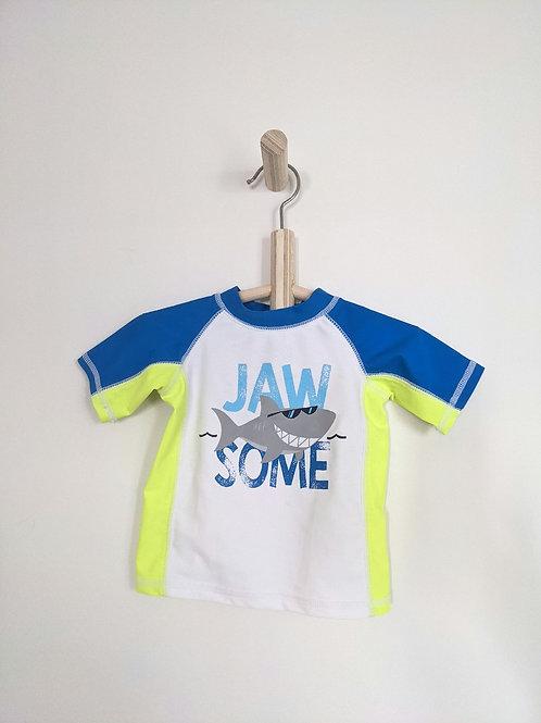 KoalaKids Jawsome Swim Shirt (3-6M)