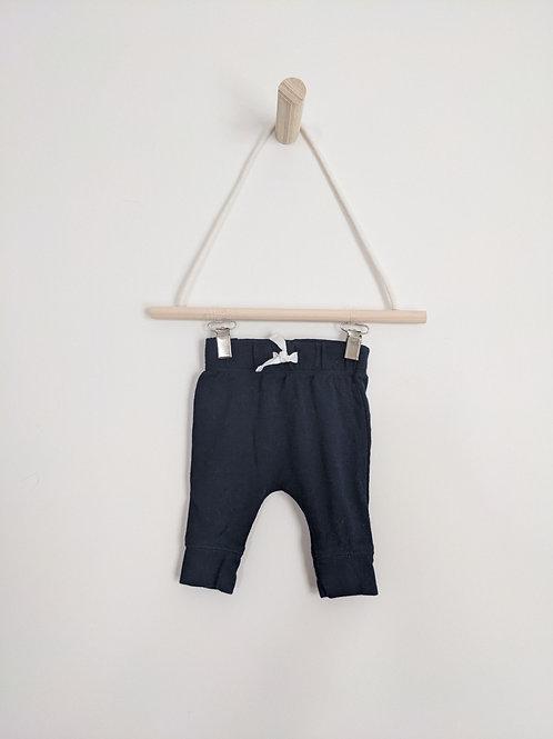 Carter's Navy Cotton Pants (NB)