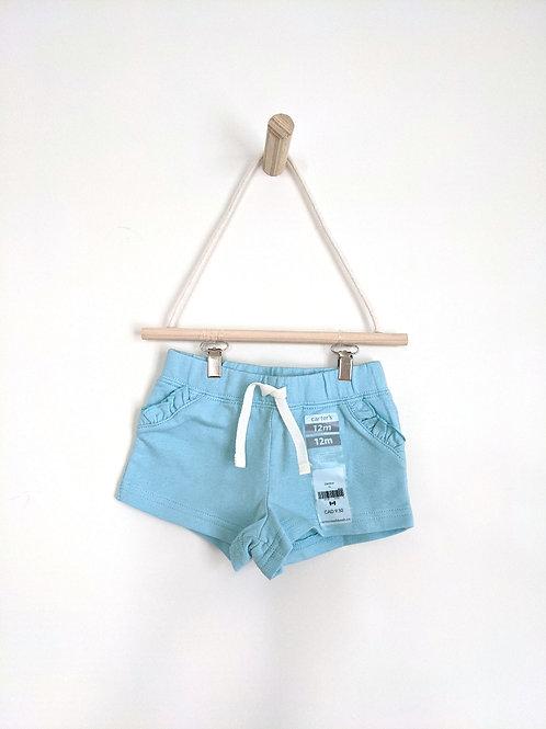Carter's Cotton Shorts (12M)