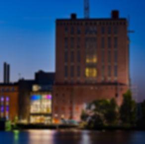 Kokpunkten actionad och Steam hotel Västerås