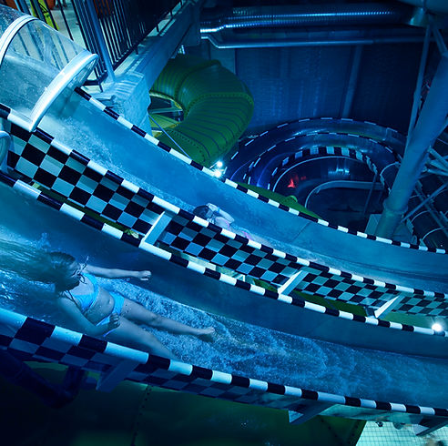 SM finalbanan Double Racer