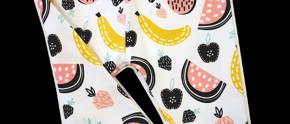 Modern Fruit Leggings