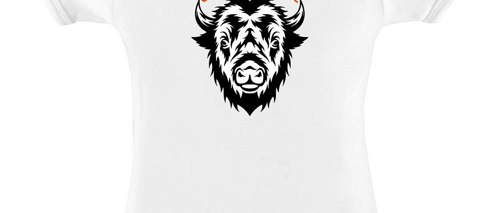Oklahoma State Bison Baby Bodysuit