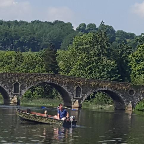 Bridge in Graiguenamanagh