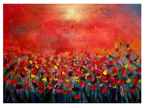 Evening Song-Sold