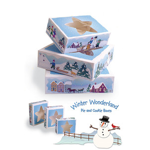 Winter Wonderland Product Line