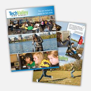 STEM school brochure