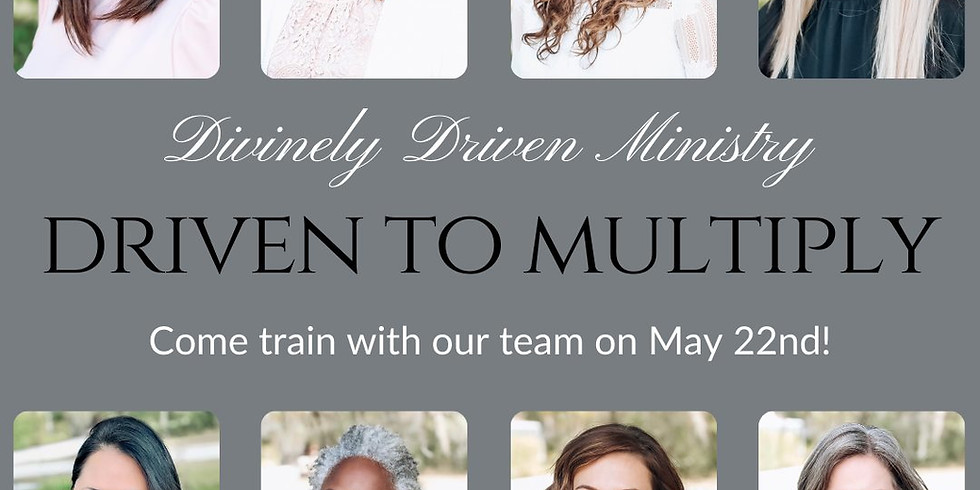 Divinely Driven Ministry Discipleship Training