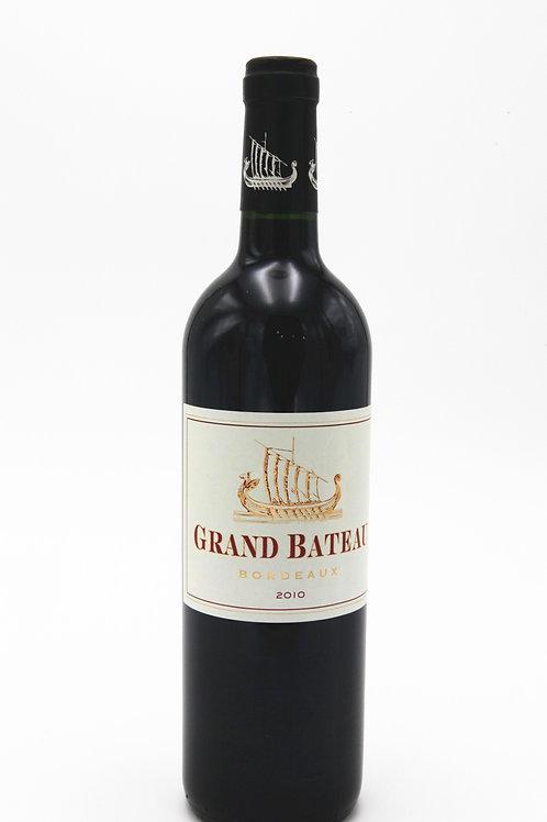 法國小龍船紅酒Grand Bateau 2010年