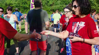 Westerville Field of Heroes 5K  May 27, 2018