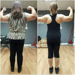 Reina Progress Photo