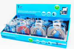 CD-24S - 6 Ft. Lightning Cables