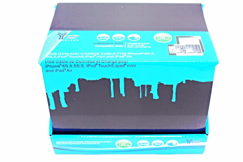 CD-24F - Lightning - Box Packaging