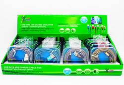 CD-24S - 6 Ft. Micro USB Cables